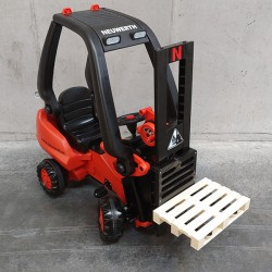 Children's forklift truck