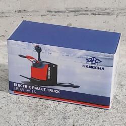 Emballage carton du modèle réduit