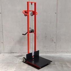 Plateau abaissé - capacité de charge 250 kg