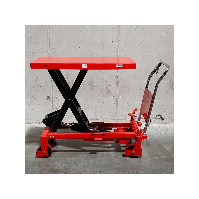 Table élévatrice manuelle NESLIFT PER-1000
