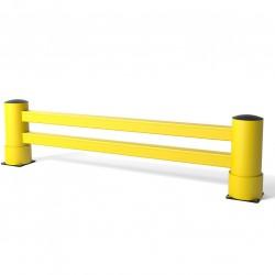 Barrière de protection pour rayonnage