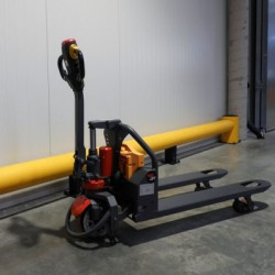 electric pallet truck with lithium battery
