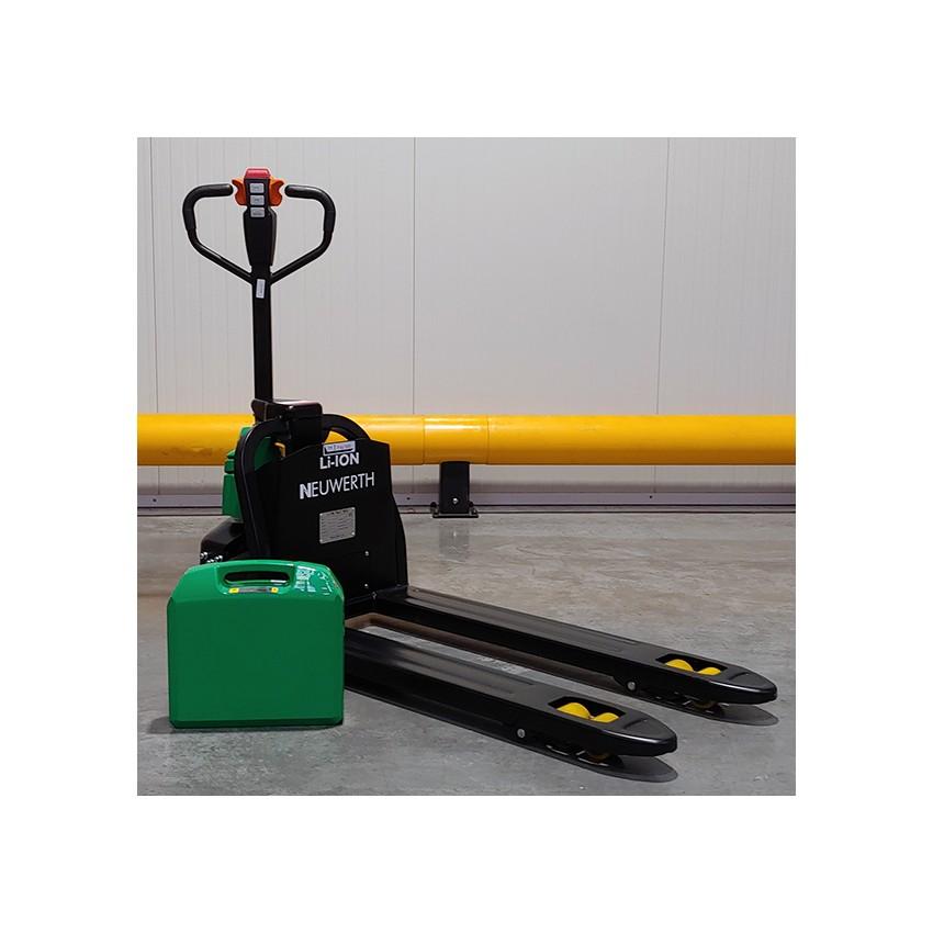Lithium pallet truck 1.8t promotion